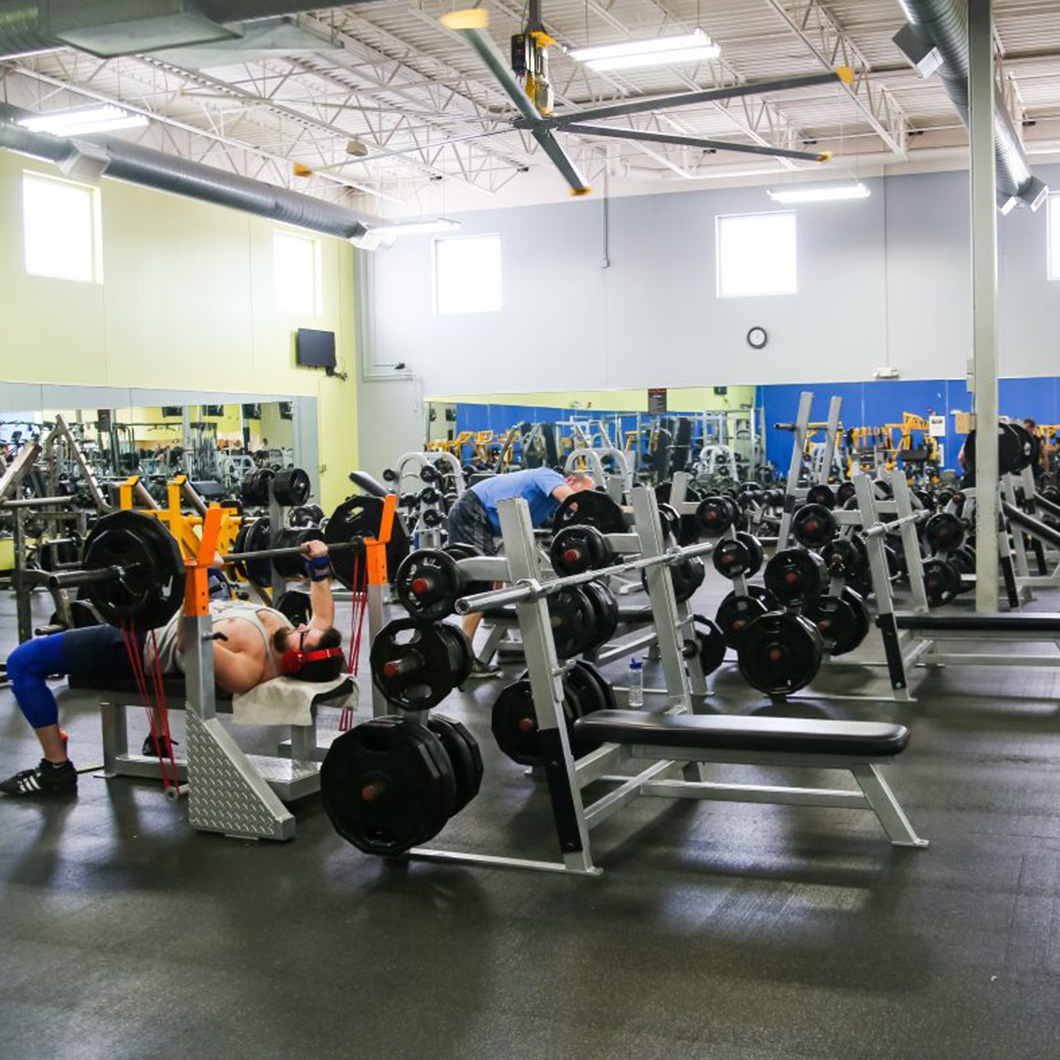 fitness center in St Cloud & Sartell, MN