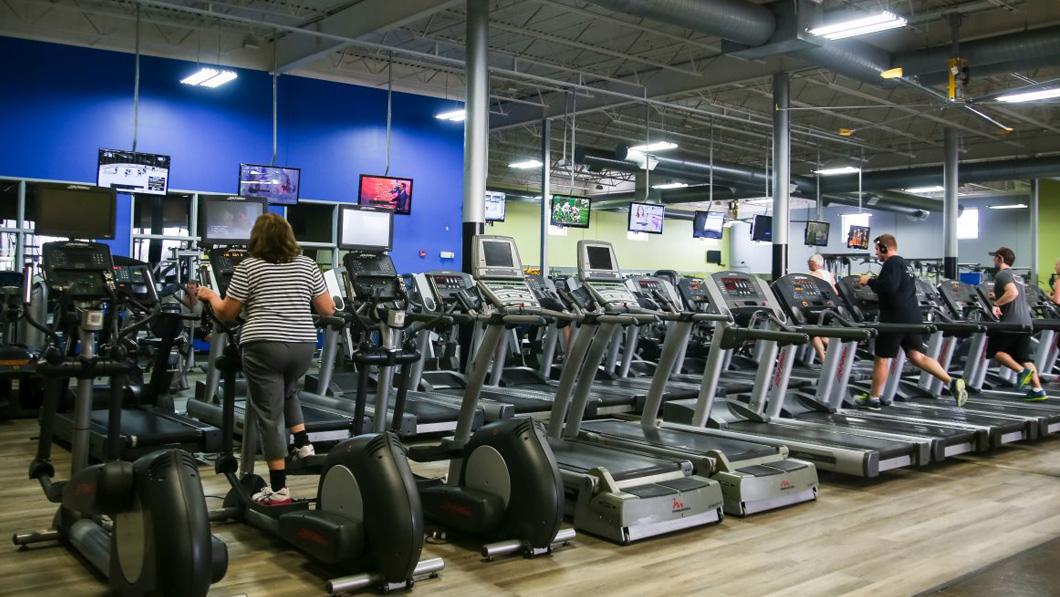 Gym St Cloud Sartell Mn Sta Fit