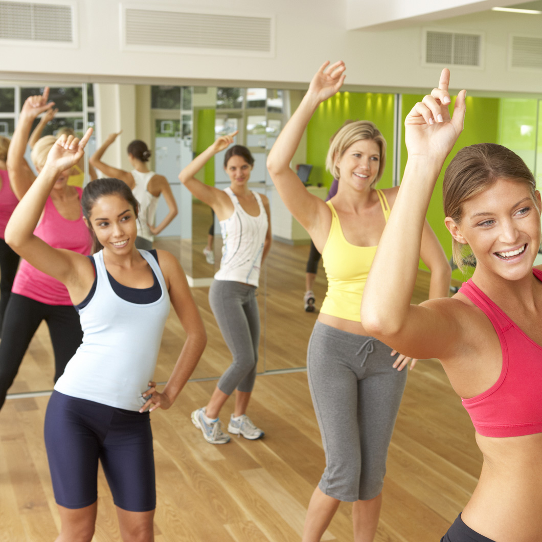 group fitness classes in St Cloud & Sartell, MN